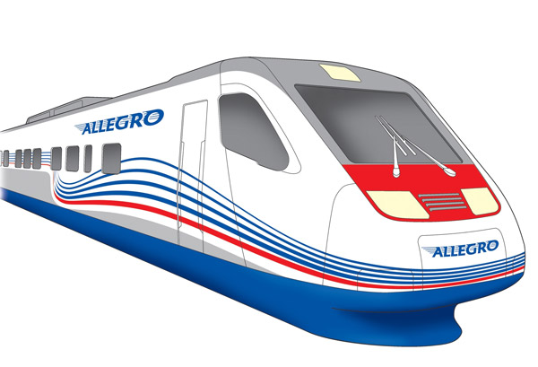 Drawn railroad tgv train Design Analysegruppe Die Ltd) Oy