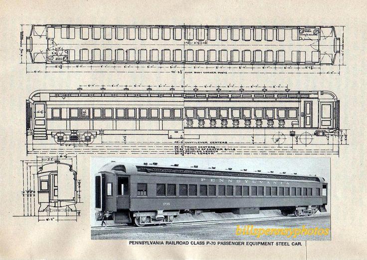 Drawn railroad train car Car Passenger Class Drawing Pinterest