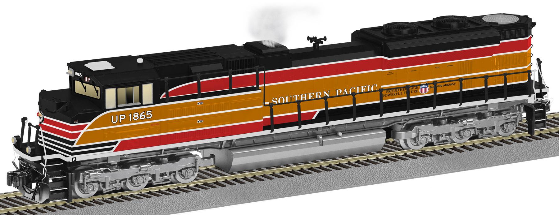 Drawn railroad union pacific train Southern Pacific History Lionel Page