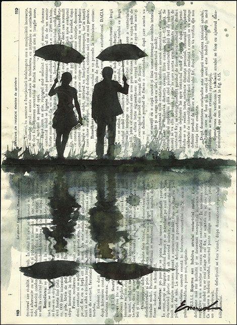 Drawn rain art With Art Drawing Drawing Pinterest