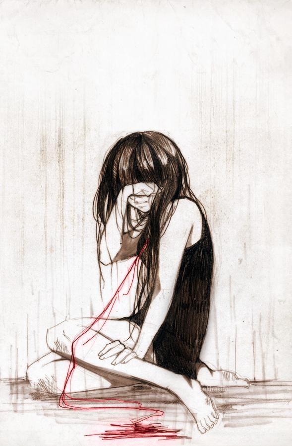 Drawn rain emo Best Pinterest Art  Inspiration