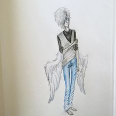 Drawn rain emo #emo me @nnhb69 drawn #wind