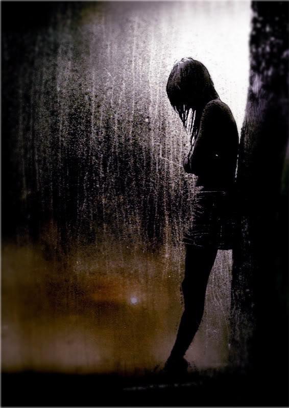 Drawn rain lonely Images 104 Pinterest Sadness