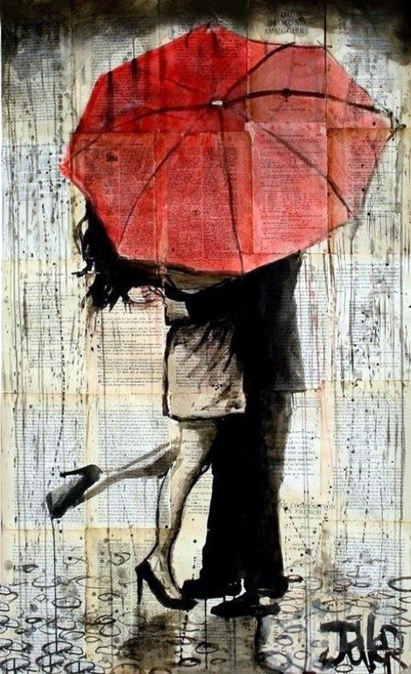 Drawn umbrella art Best Ideas wallpaper Painting Canvas