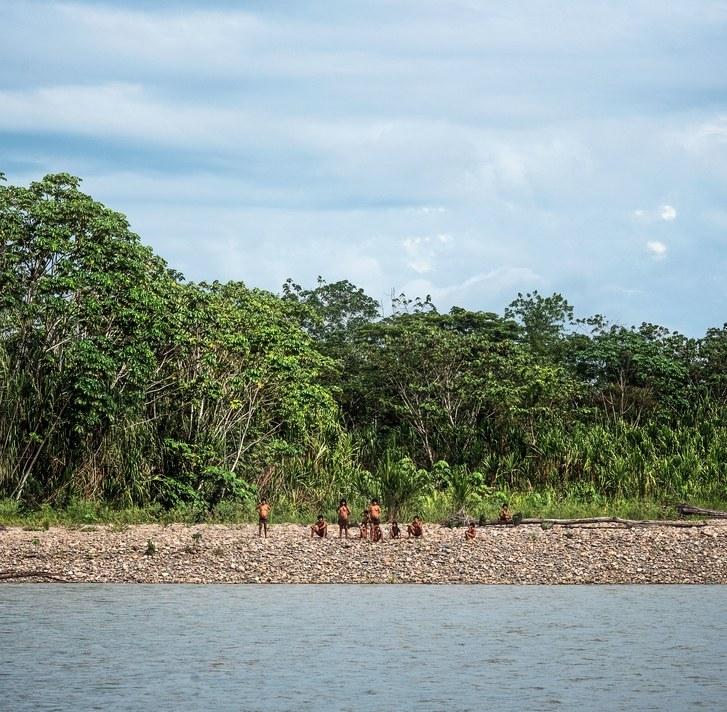 Drawn rain november On Native Tribe Mashco observers