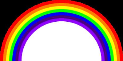 Drawn rainbow Code Golf golf Draw Puzzles