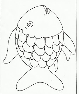 Drawn rainbow class Rainbow Squish fish Pinterest ideas
