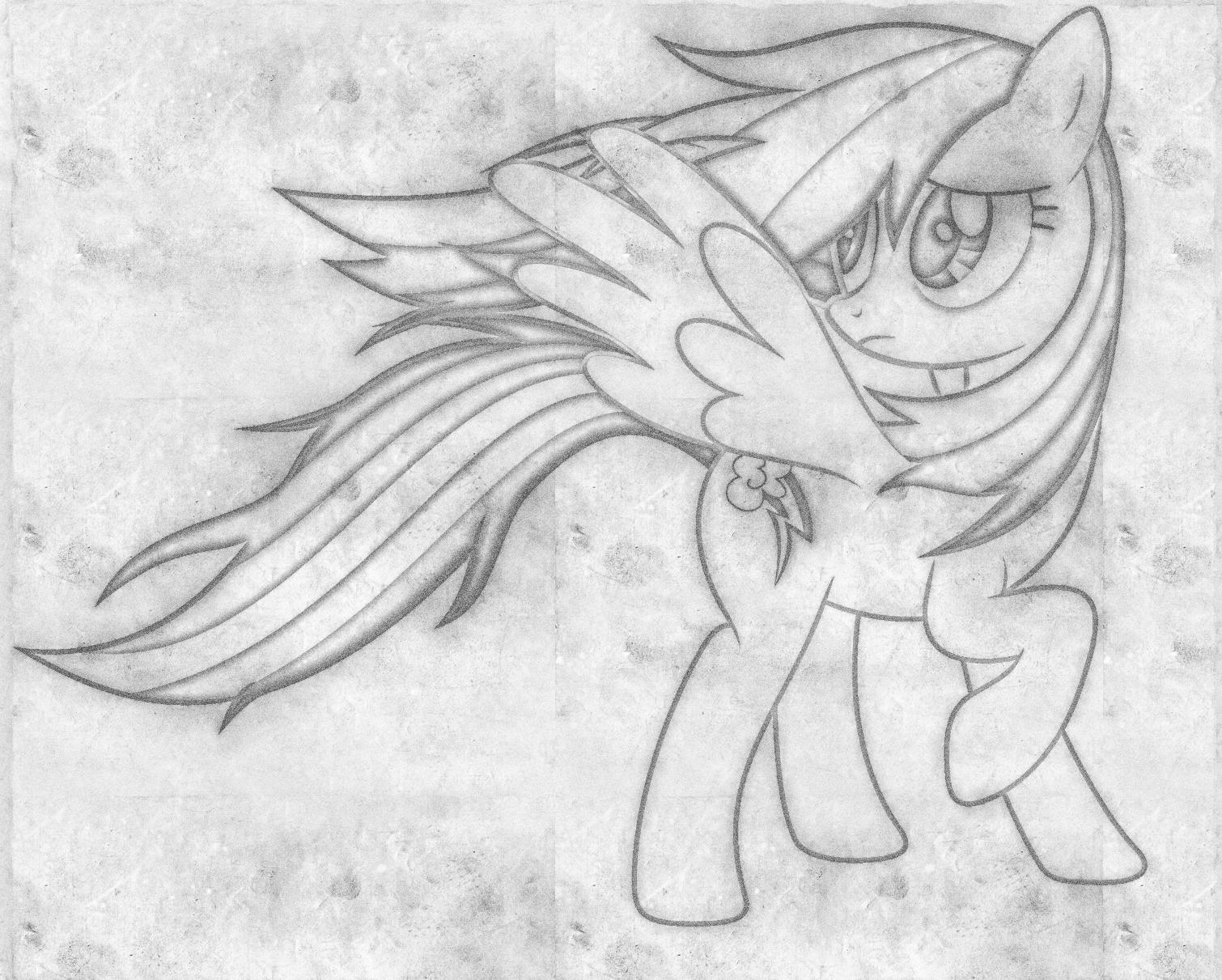 Drawn rainbow hand drawn Dash 2 dash drawn on
