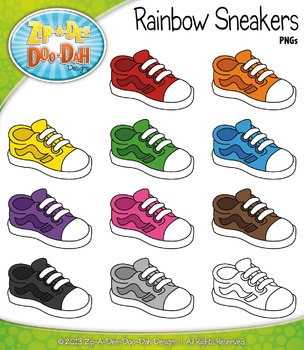 Drawn rainbow high resolution Graphics!You Clipart Includes FREE