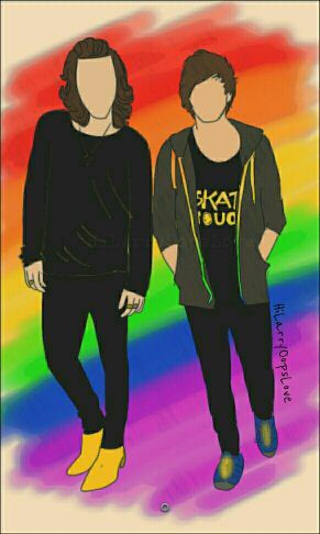 Drawn rainbow larry ABRIL 2015 images Celebrities Oops!&Hi