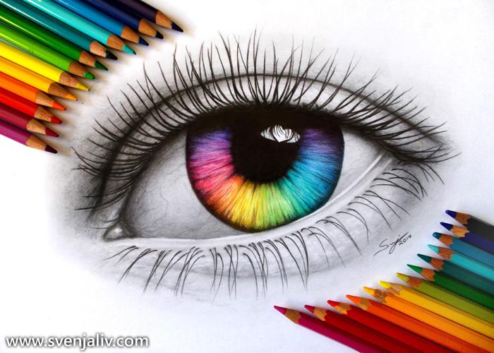Drawn rainbow love Love artist credit Artworks love