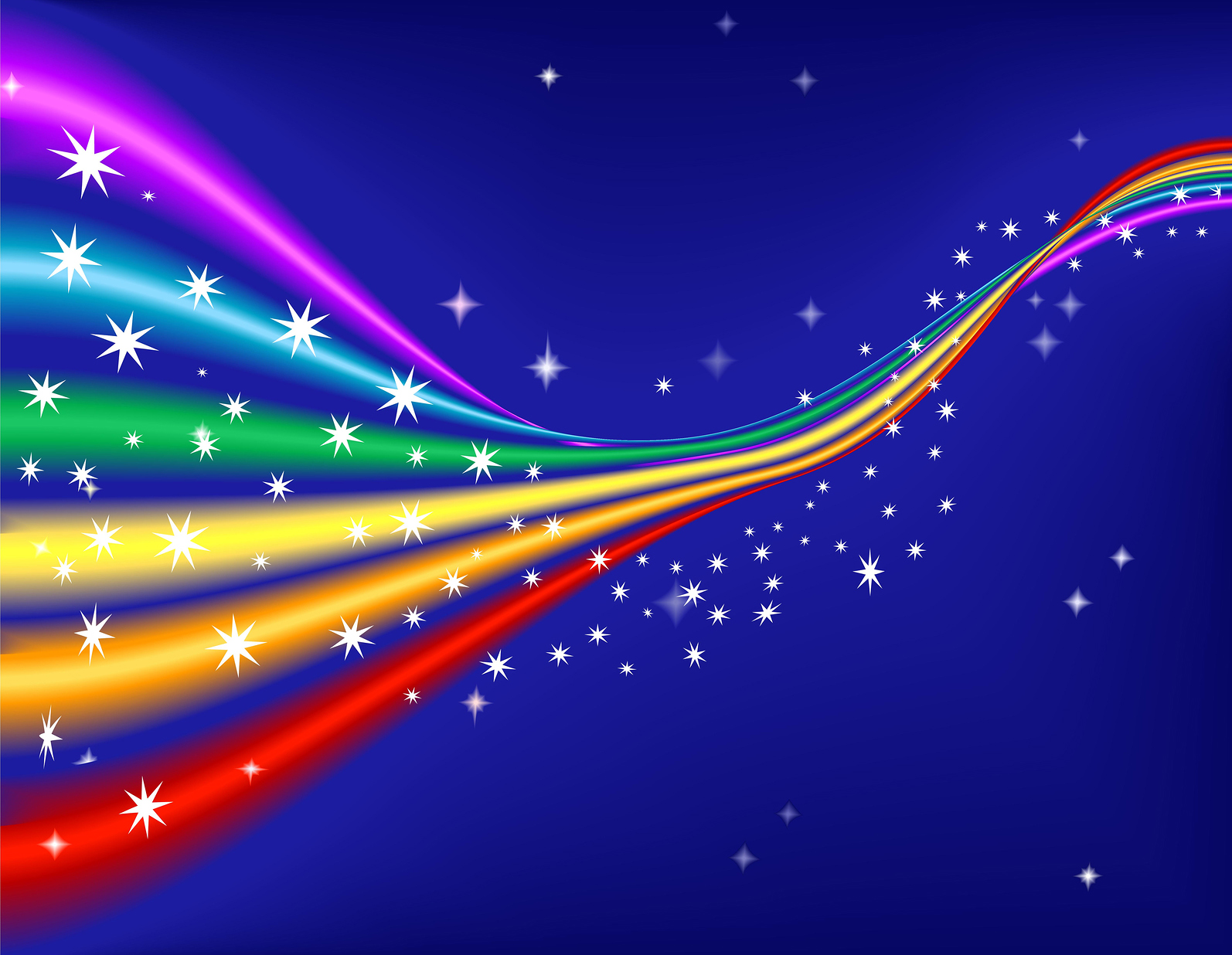 Drawn rainbow ppt Backgrounds PPT Free slides ppt