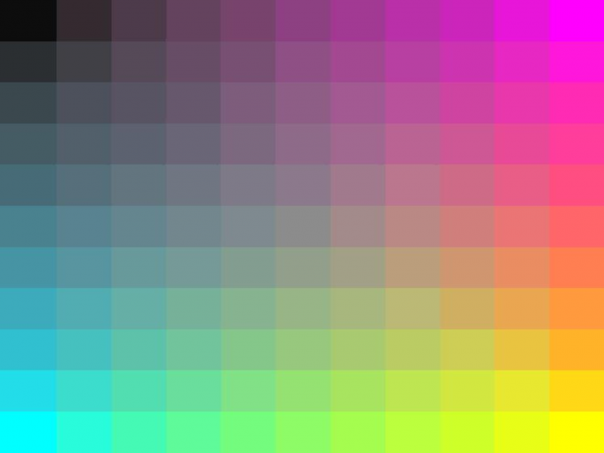 Drawn rainbow ppt Colors rainbow for design Template