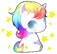 Drawn rainbow unicorn More Draw Pinterest on Unicorn