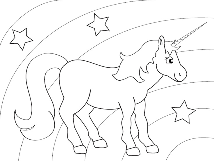 Drawn rainbow unicorn Images Unicorn on Unicorn page
