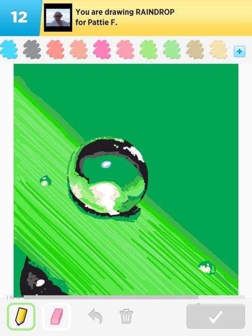 Drawn raindrops realistic  How Raindrop Draw Raindrop