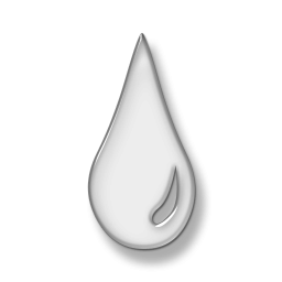 Drawn raindrops teardrops falling Legacy (Raindrops) Icons » raindrop