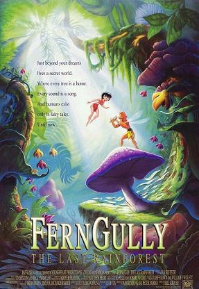 Drawn rainforest animated Wikipedia  FernGully: Rainforest The