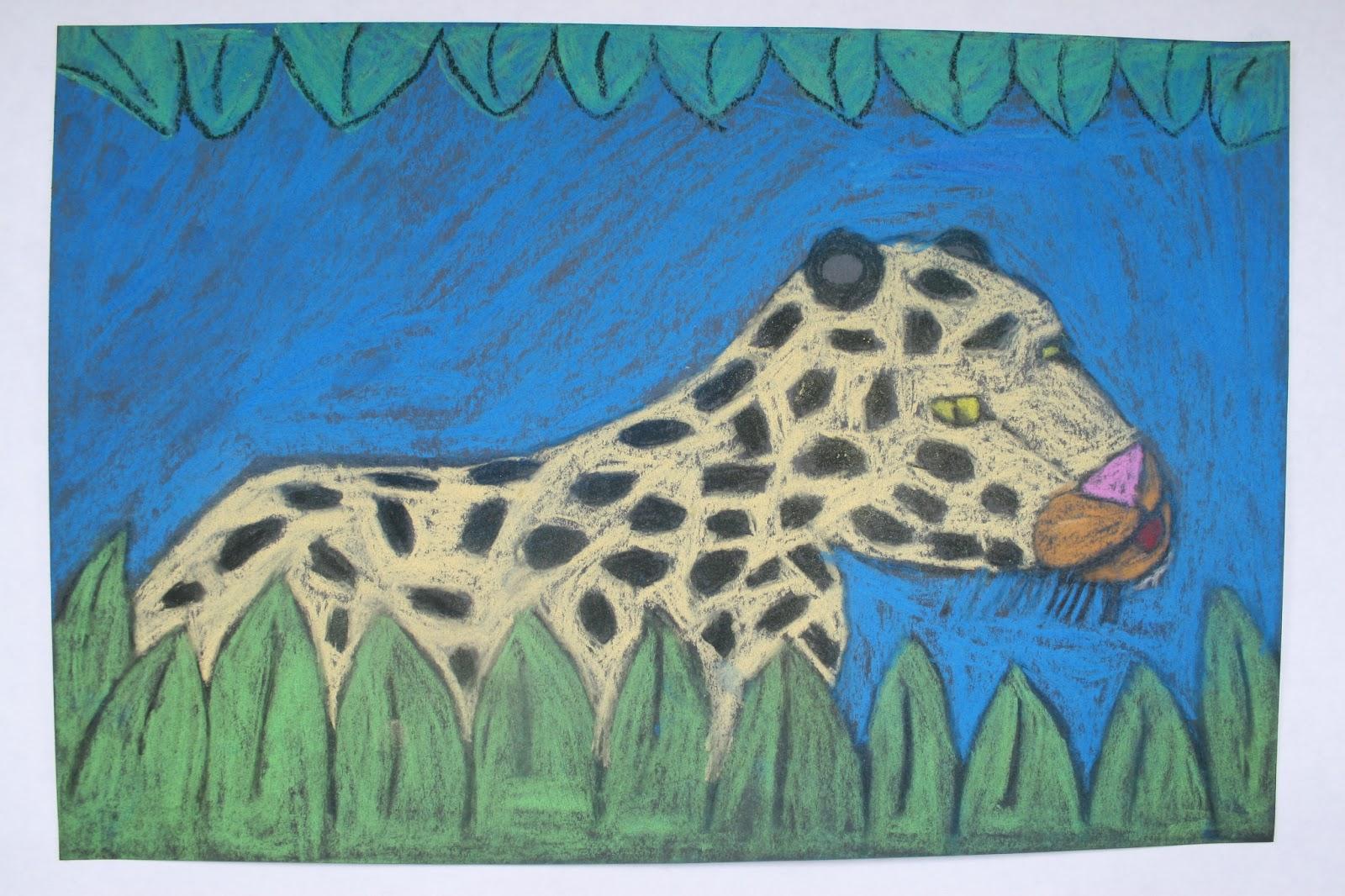 Drawn rainforest tropical rainforest biome Create animal Hyde Artroom of