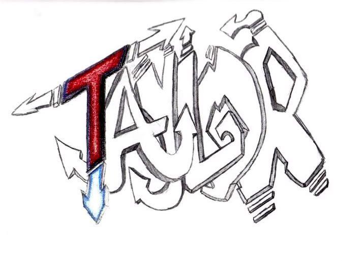 Drawn randome graffiti Pinterest lesson my ideas in