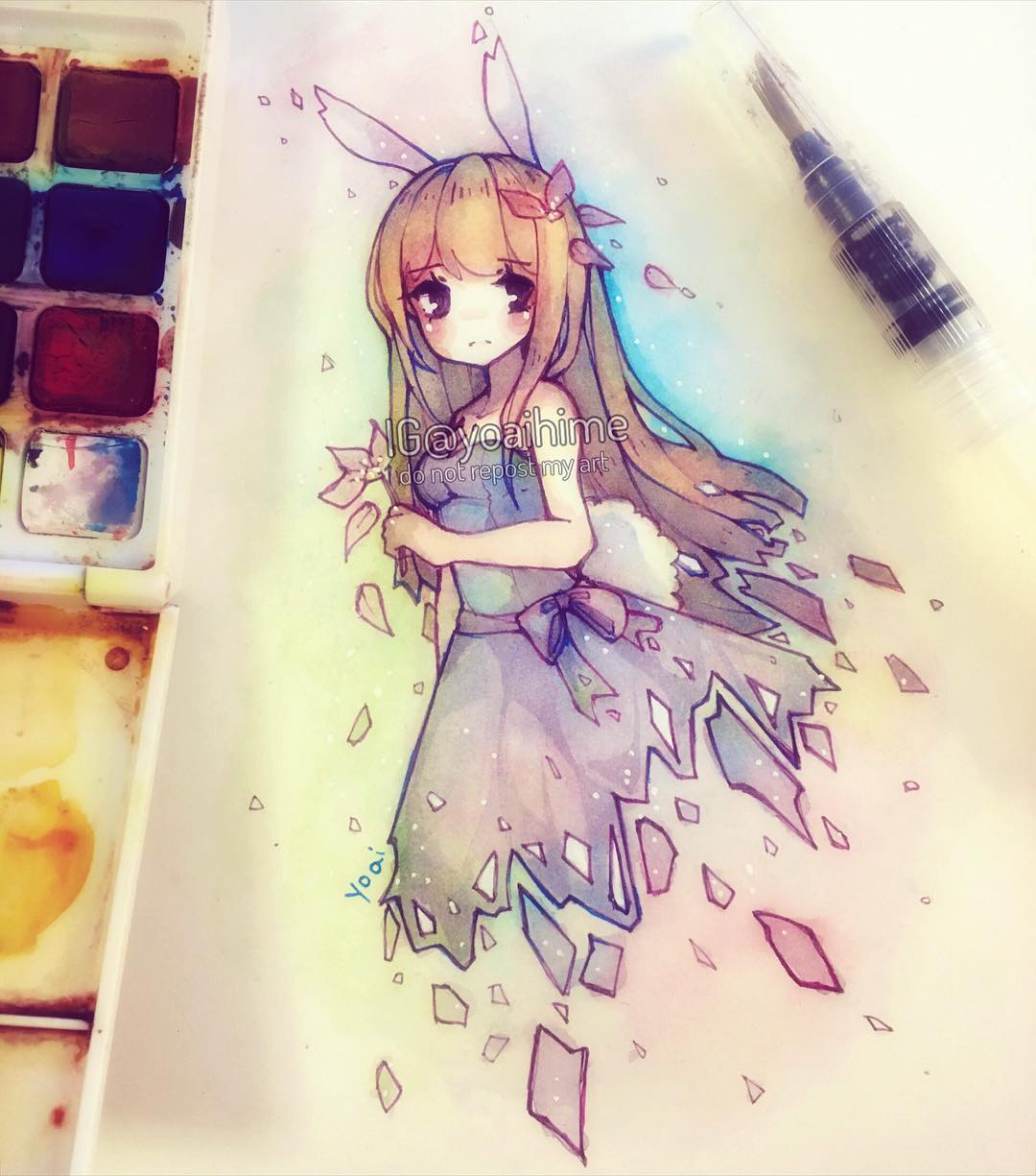 Drawn randome kawaii #11
