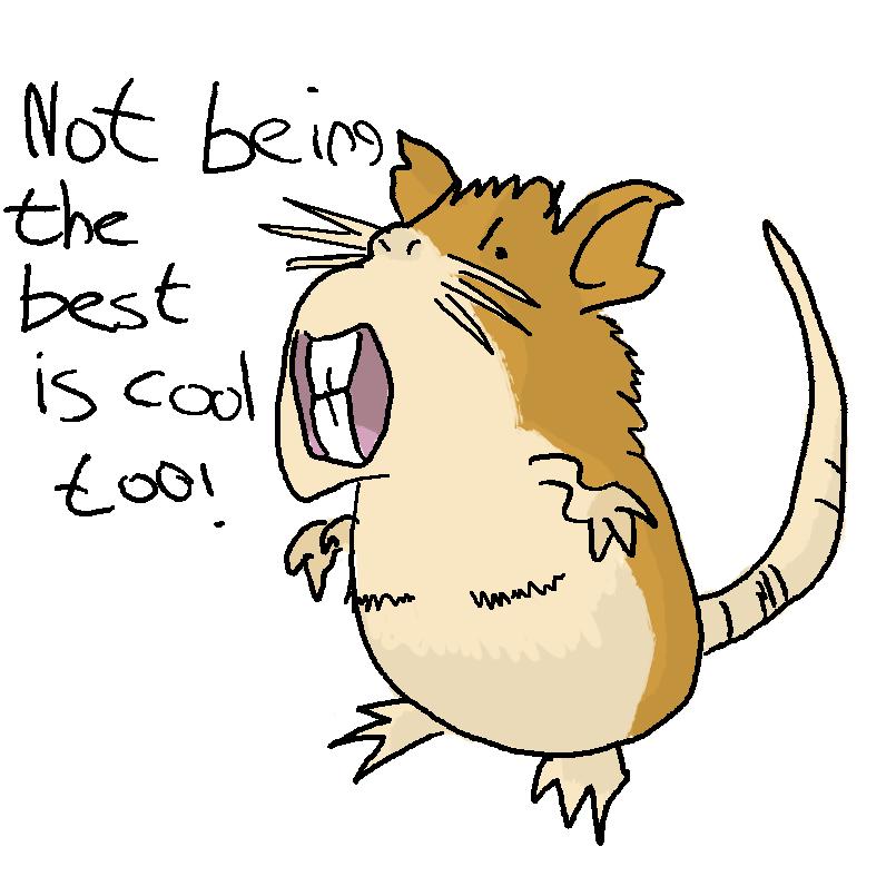 Drawn rat anime 020 20 All! gaming drawn