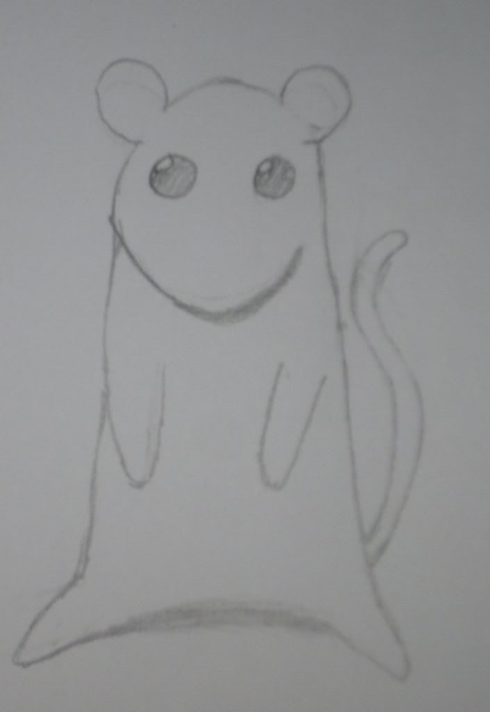 Drawn rat anime Is the a who a