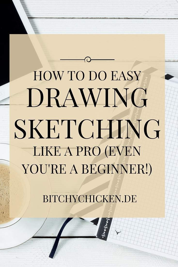 Drawn rat beginner A you' pro pencil (Even