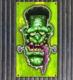 Drawn rat cave Vinyl on by Frank Weirdo