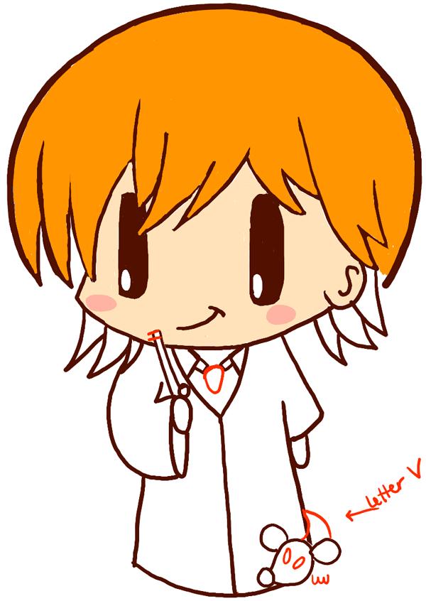 Drawn rat chibi Scabbers  Harry from Cute