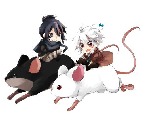 Drawn rat chibi 6  Chibi Chibi Anime
