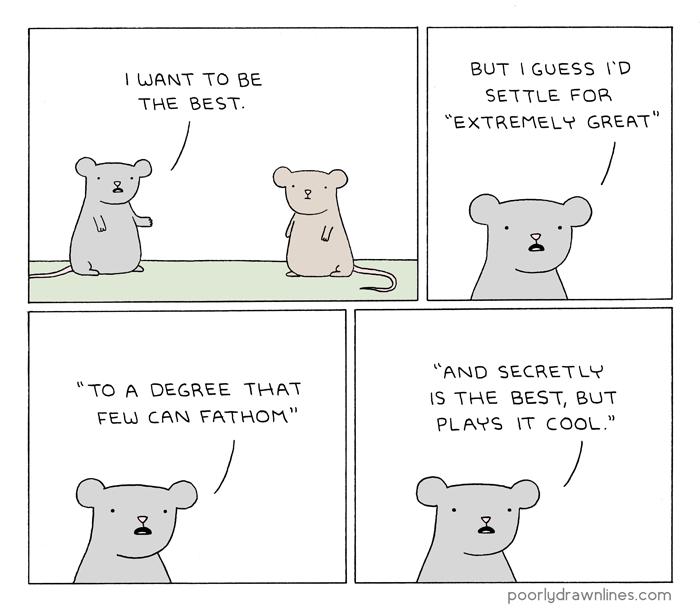 Drawn rat comic *TI jokes & strips comics