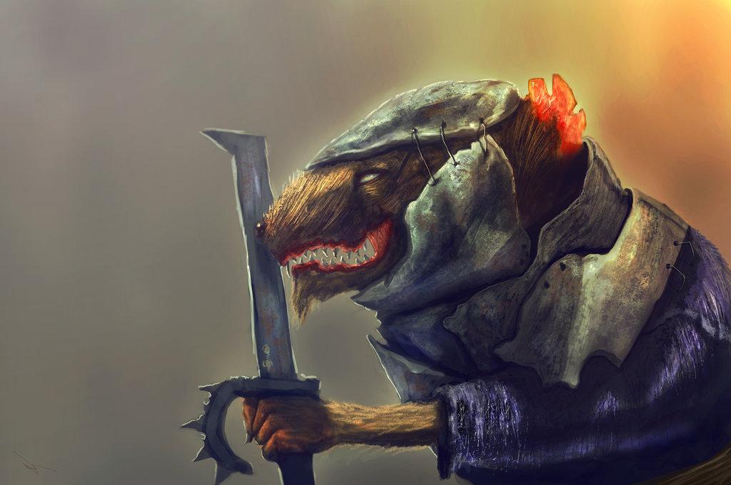 Drawn rat demonic By Evil Nahelus Evil DeviantArt