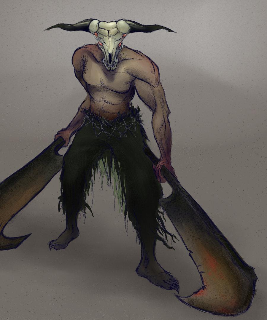 Drawn rat demonic DeviantArt by by on Capra