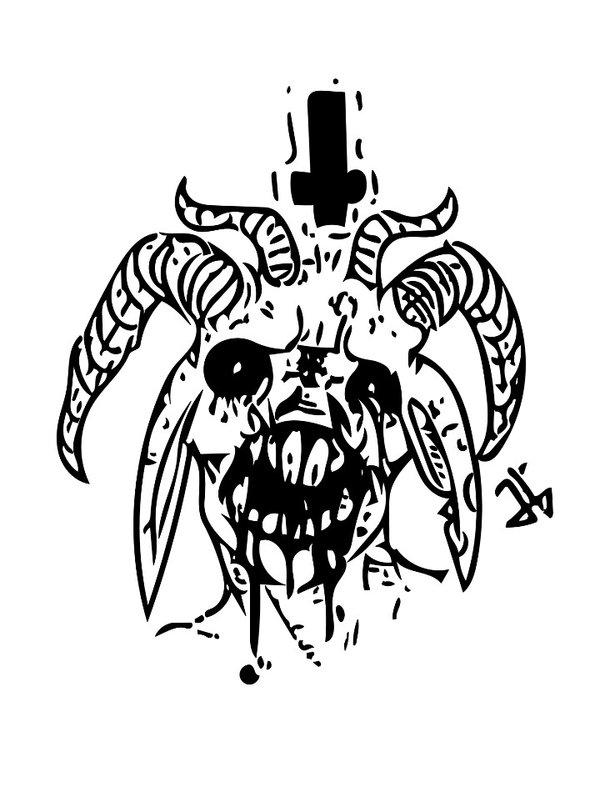Drawn rat demonic Pinterest JJ Rat ♥ Demon