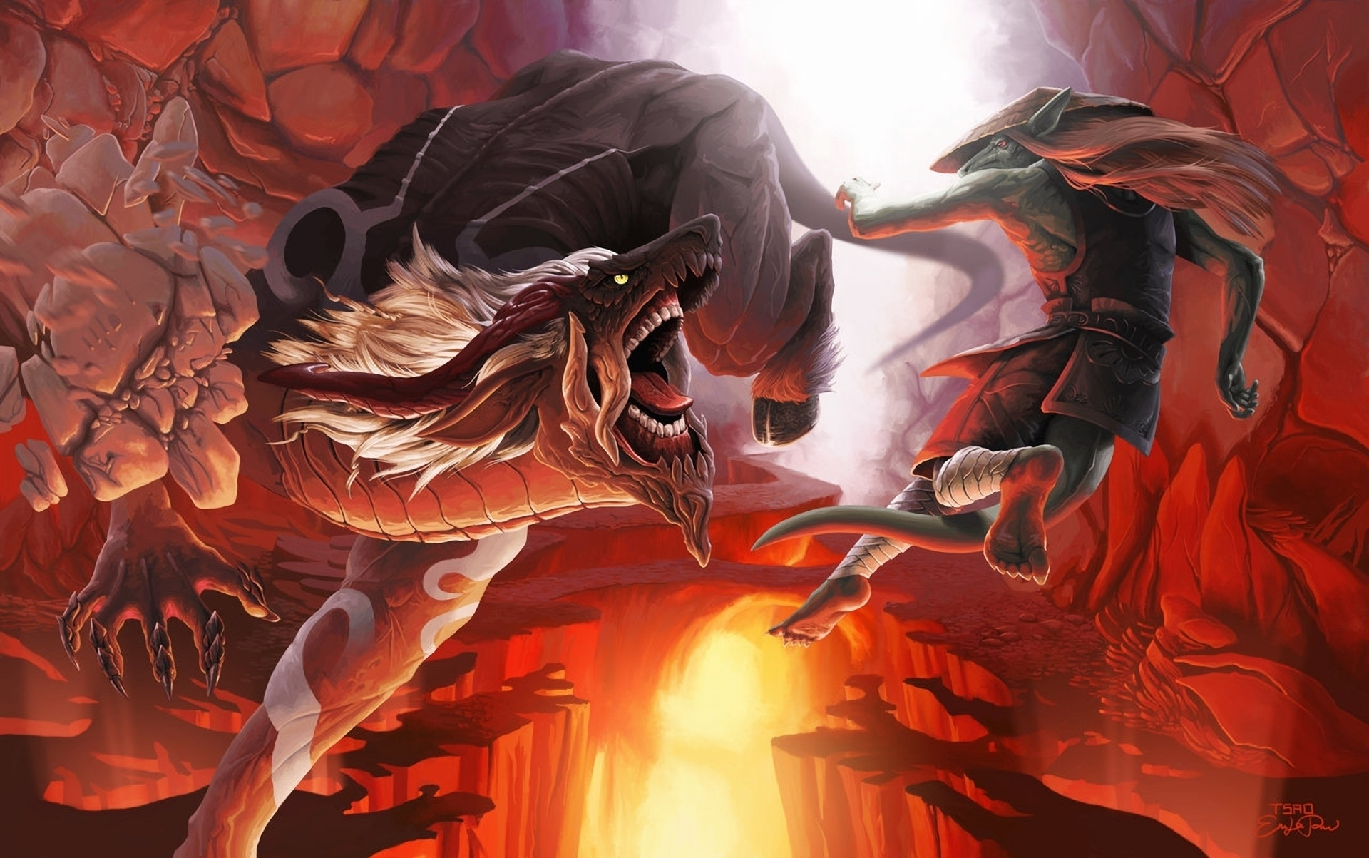 Drawn rat demonic 148546 stones monsters 1920x1203 rat