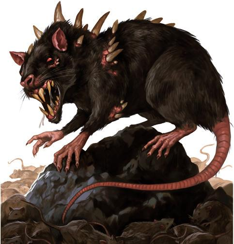 Drawn rat dire Rats Badass Regent Love Regent