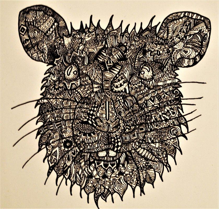 Drawn rat i love you 23rd very enjoy I this