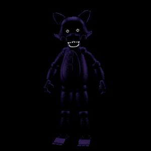 Drawn rat shadow FNaFLore right com shadow Characters