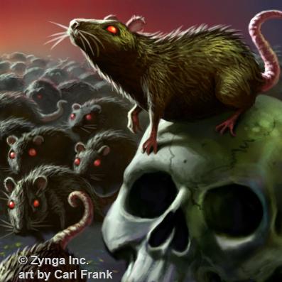 Drawn rat swarm SeeEffEye by SeeEffEye on swarm