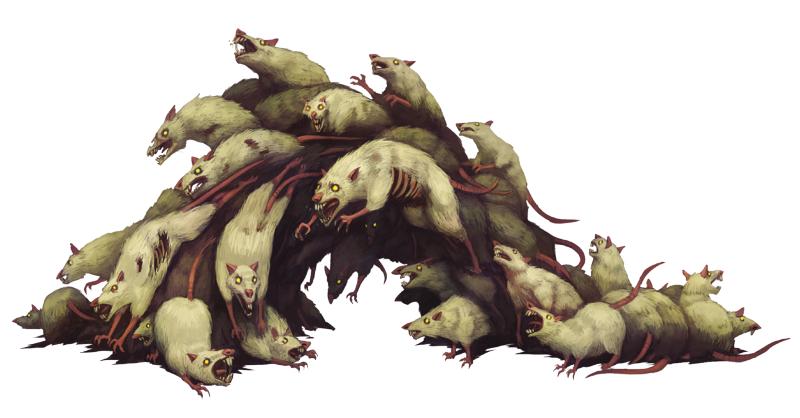 Drawn rat swarm (800×418) latest Medieval fantasy design