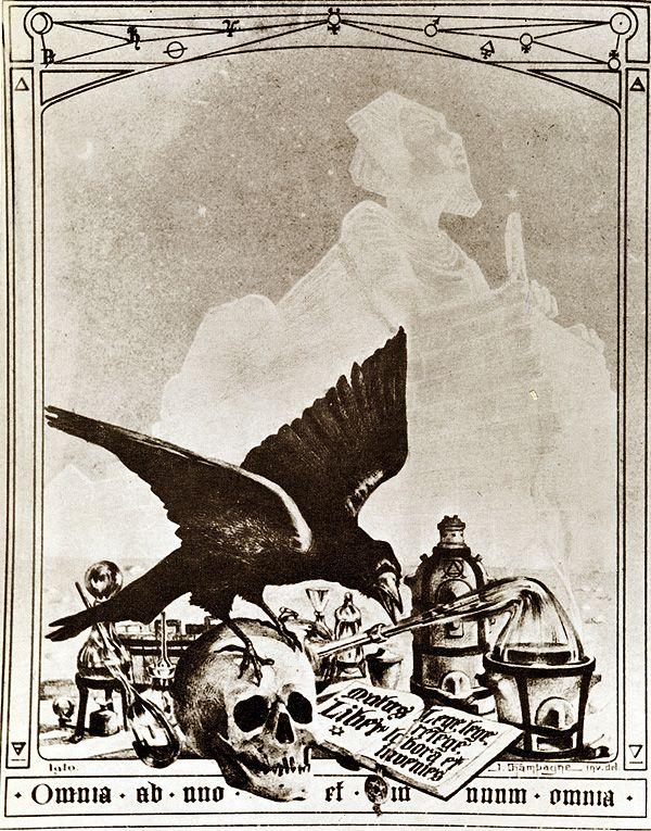 Drawn raven above Pinterest Juliene alchemist artist above