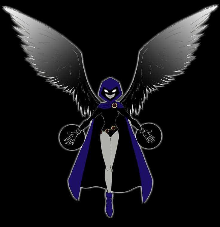 Drawn raven angel She about Pinterest my of
