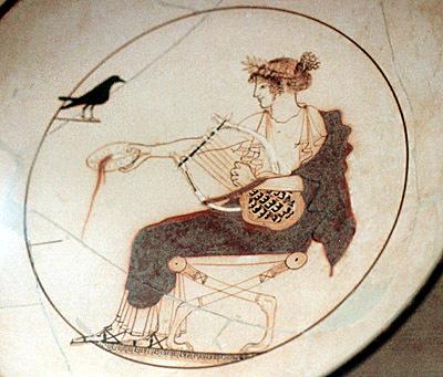 Drawn raven apollo The Apollo_with_Raven … Journey Apollo's