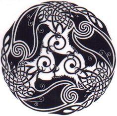 Drawn raven celtic Celtic ravens My already have