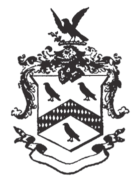 Drawn raven coat arms This svg Arms arms 018