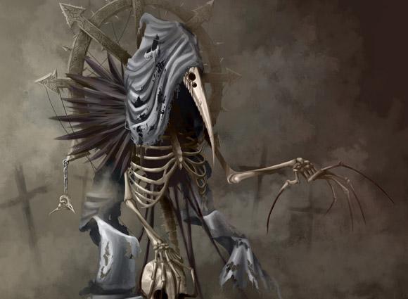 Drawn raven creepy The of Pieces Creepy 66