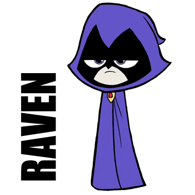 Drawn raven cute To How Lesson Easy Go