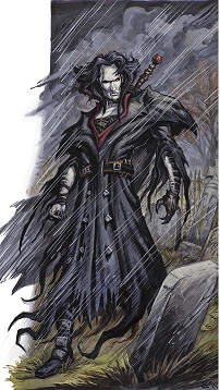 Drawn raven d&d Wiki Wikia Revenant powered Revenant