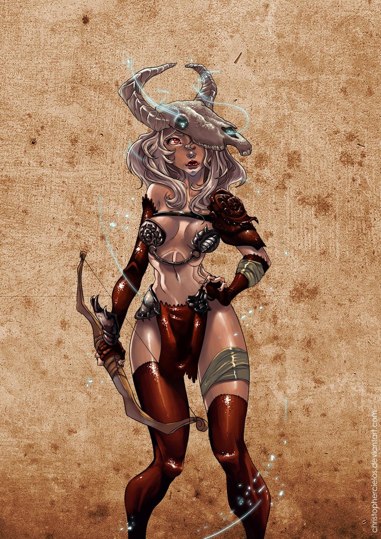 Drawn raven diablo Diablo (Blood christophercielos DeviantArt Lottuz